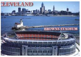 (999) USA - Brown Stadium + Cleveland Lighthouse - Stadien