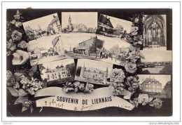 21 - Cote D Or - Souvenir De Liernais - 1907 - Altri Comuni