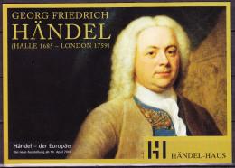 Deutschland Germany Allemagne - Georg Friedrich Händel  2009 - [7] Repubblica Federale