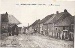 THOREY-sous-CHARNY : La Rue Amont - Altri Comuni