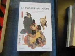 P. BEILLEVAIRE  LE VOYAGE AU JAPON - Geschiedenis