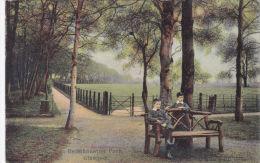 GLASGOW - BELLAHOUSTON PARK