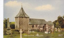 LLANFILLO CHURCH - Breconshire