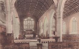 BODMIN CHURCH INTERIOR - England