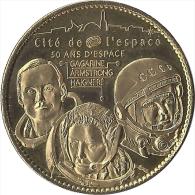 S07B116 - 2007 CITE DE L ESPACE 2 - 50 Ans D'Espace / ARTHUS BERTRAND - Arthus Bertrand