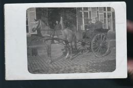 SOLDATS ALLEMANDS WWI CARTE PHOTO ORIGINALE - Weltkrieg 1914-18