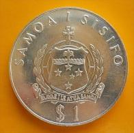 Samoa 1 Tala 1986