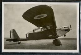 - CPA 13 - Istres, Aviation - Berline Bréguet 27 - Istres