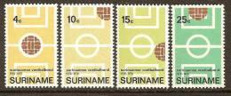 Surinam / Suriname 1970 Soccer MNH - Zonder Classificatie