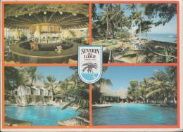 Kenia - Mombasa - Severin Sea Lodge - 5x Nice Stamps - Kenia
