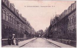13- FIVES-St-MAURICE - Avenue Des Lilas -ed. E.C.  ( Quartier De Lille )ed. Cailleux - Lille