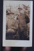 SOLDATS   ALLEMANDS WWI CARTE PHOTO ORIGINALE - Guerre 1914-18