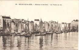 BATEAUX A SARDINES - Belle Ile En Mer
