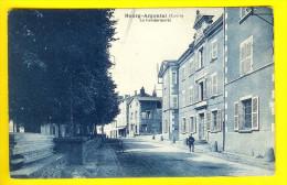 LA GENDARMERIE = BOURG ARGENTAL Dép 42 Loire    Gendarm Gendarme        2756 - Bourg Argental