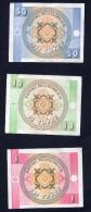 KYRGYZSTAN 1 - 10 - 50 TYIYN - 1993 - Kirghizistan