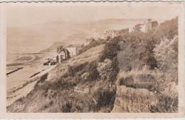 14 VILLERS SUR MER 1952 VILLAS SUR LA COTE FALAISE ED GABY 5  AUREOLE BLANCHE - Villers Sur Mer
