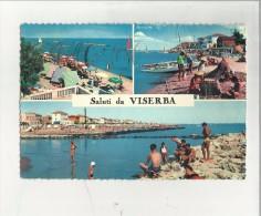 91291 SALUTI DA VISERBA - Rimini