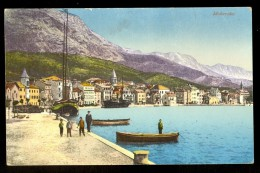 Makarska / Purger&Co. Nr. 14144 / Postcard Circulated - Croazia