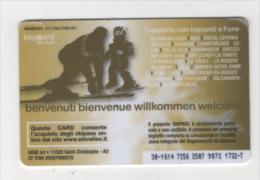 alt754 card annuale annual skipass funivia cablecar t�l�ph�rique impianti fune telecabina ski area Valle Aosta