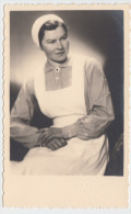 Latvia, Riga - Nurse, Old Photo - Lettonie