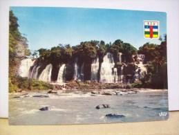 Le Cascate Di Bangui (Repubblica Centroafricana) - Repubblica Centroafricana