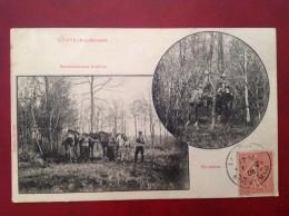 54 Meurthe Et Moselle LUNEVILLE GARNISON Reconnaissance D´Officier - En Vedette - Luneville