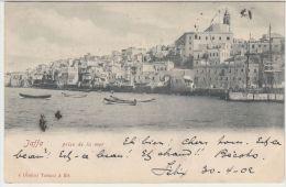 25455g JAFFA - Panorama - 1902 - Tarazzi & Fils Editeur - Israel