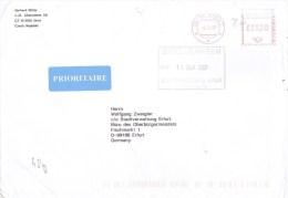Tschechische Republik Brno (Brünn) TGST 2007 Prioritaire - Label - Tschechische Republik