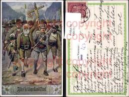 430171,E. Reckziegel Für Heilige Land Andreas Hofer Tiroler Freiheitskampf Pub Kriegs - Histoire