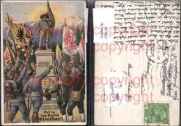 430170,Künstler Ak F. Kaskeline Andreas Hofer Politik Tiroler Freiheitskampf - Histoire