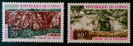TOURISME 1970 - NEUFS ** - YT 252/53 - MI 210/11 - Congo - Brazzaville