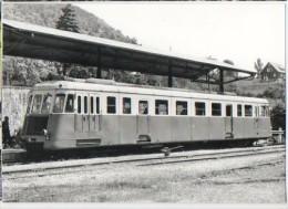 CP Train - 04 Basses Alpes - Autorail Renault ABH-9 à Digne - Cp N° 0605.11 - Sonstige Gemeinden