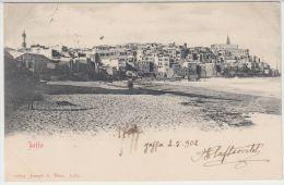 25457g JAFFA - Panorama - 1902 - Joseph A. Mitri Editeur - Israel