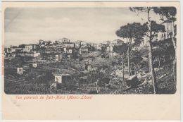25502g BEIT-MERRI - MONT-LIBAN - Panorama - Habib Naaman Editeur