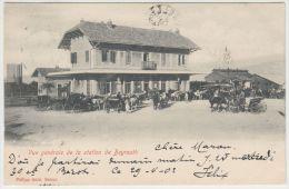 25503g BEYROUTH - Station - 1902 - Philipp Anid Editeur