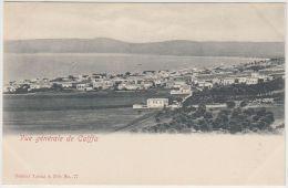 25504g CAIFFA - Panorama - Tarazi & Fils Editeur - Israel
