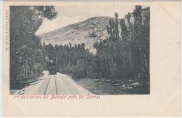 25514g SYRIE - Première Dérivation Du Barada Prés De Damas - Tarazi & Fils Editeur - Syrië