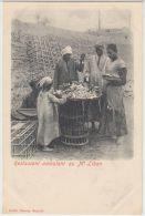 25525g  LIBAN - Restaurant ambulant - Habib Naaman Editeur