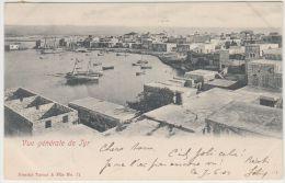 25528g  TYR - Panorama - 1902 - Tarazi & Fils Editeur