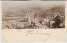 25536g  DIEKIRCH - Panorama - Carte Pionnière Carte-photo - 1901 - Diekirch