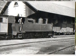 CP Train - 04 Basses Alpes - Machine 230 T N° 101 à Digne - Cp N° 0610.11 - Digne