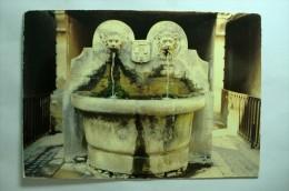 D 30 - Bagnols Sur Ceze - La Fontaine Du Lavoir Public - Bagnols-sur-Cèze
