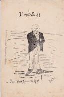 40---ARTHUR LATAPPY--sénateur Des Landes + Dessin Satirique---voir 4 Scans - France