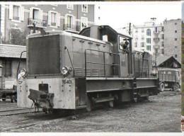 CP Train - 06 Alpes Maritimes - Locomotive BB 401 à Nice - Cp N° 610.1 - Schienenverkehr - Bahnhof