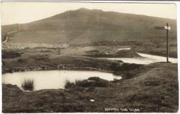 Rippon Tor, Dartmoor Black & White Photographic Postcard By Chapman Unused - England