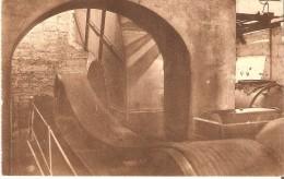 MAASMECHELEN - EYSDEN (3630) : Charbonnage Limbourg-Meuse. Concession Ste Barbe. Un Ventilateur Installé Au Fond. CPA. - Maasmechelen