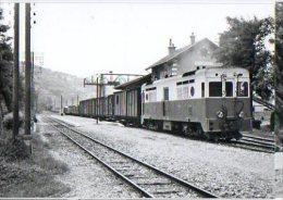 CP Train - 06 Alpes Maritimes - Brissonneau N° 64 En Tète D'un Marchandises à Lingostière - Cp N° 610.4 - Sonstige Gemeinden