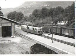 CP Train - 06 Alpes Maritimes - Ancienne Garte De Colomars - Cp N° 610.5 - Sonstige Gemeinden