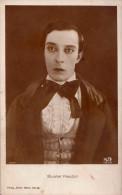 CINÉMA ANCIEN : BUSTER KEATON - CARTE VRAIE PHOTO / REAL PHOTO POSTCARD ~ 1920 - ´30 : ROSS VERLAG (s430) - Schauspieler