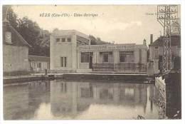 Beze - Usine électrique - France